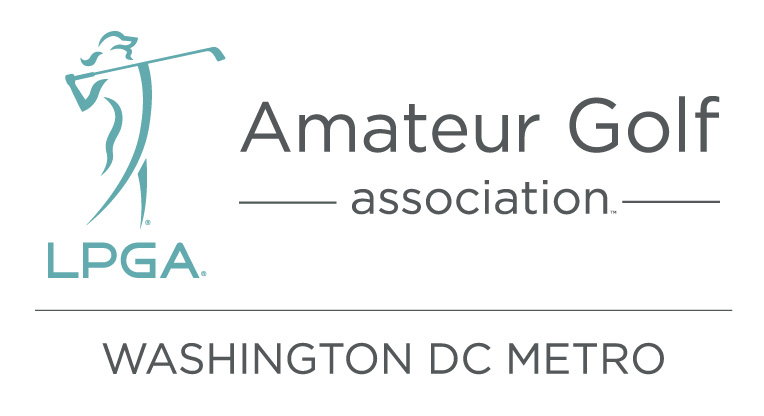 AGA18 Logo LPGA Amateur Golf Association Washington DC Metro